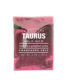 Taurus Astrology Soap, 6 oz