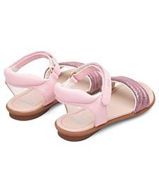 Little Girls Right Ballerina Shoes