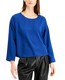 Flared-Sleeve Top, Created for Macy's