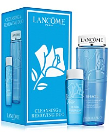 2-Pc. Bi-Facil Cleansing & Removing Set