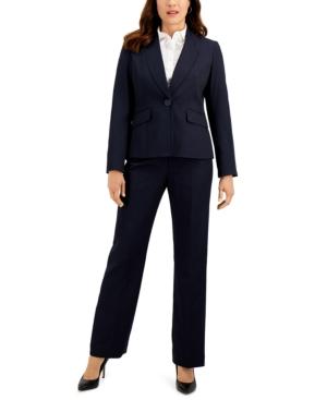 Tonal Stripe Pantsuit