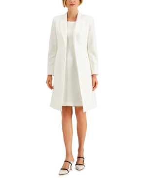 Topper-Jacket Dress Suit