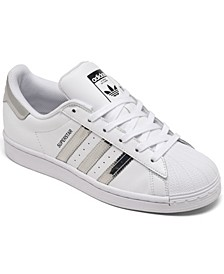 Women's Superstar City Lights Casual Sneakers from Finish Line