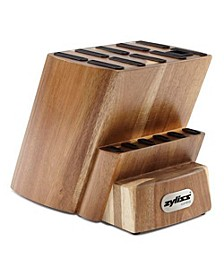 Control Wooden 17 Slot Knife Storage Block