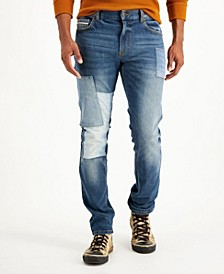Men's Okoyama Boro Jeans, Created for Macy's