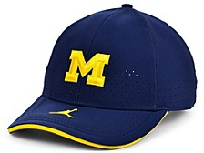 Michigan Wolverines Sideline Aero Legacy 91 Cap
