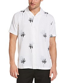 Men's Palm-Print Shirt