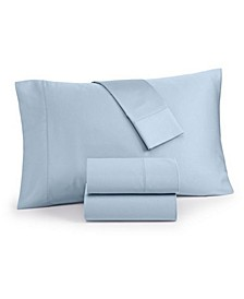 500 Thread Count MicroCotton Full Sheet Set, Created for Macy's