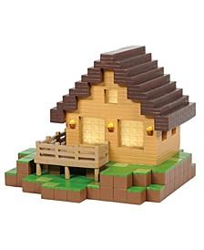 Minecraft house- 2020 Retirement