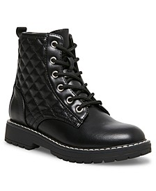 Little Girls Motto Boot