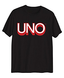Men's Mattel Uno Short Sleeve Graphic T-shirt