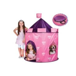 Discovery Kids Toy Castle Princess Tent