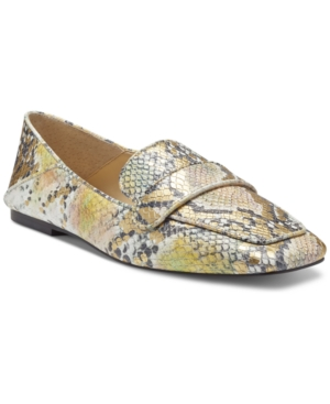 Vince Camuto WOMEN'S LANDERLA SQUARE-TOE FLATS WOMEN'S SHOES