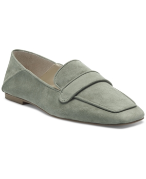 Vince Camuto Flats WOMEN'S LANDERLA SQUARE-TOE FLATS WOMEN'S SHOES
