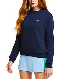 Lacoste French Terry Logo Sweatshirt