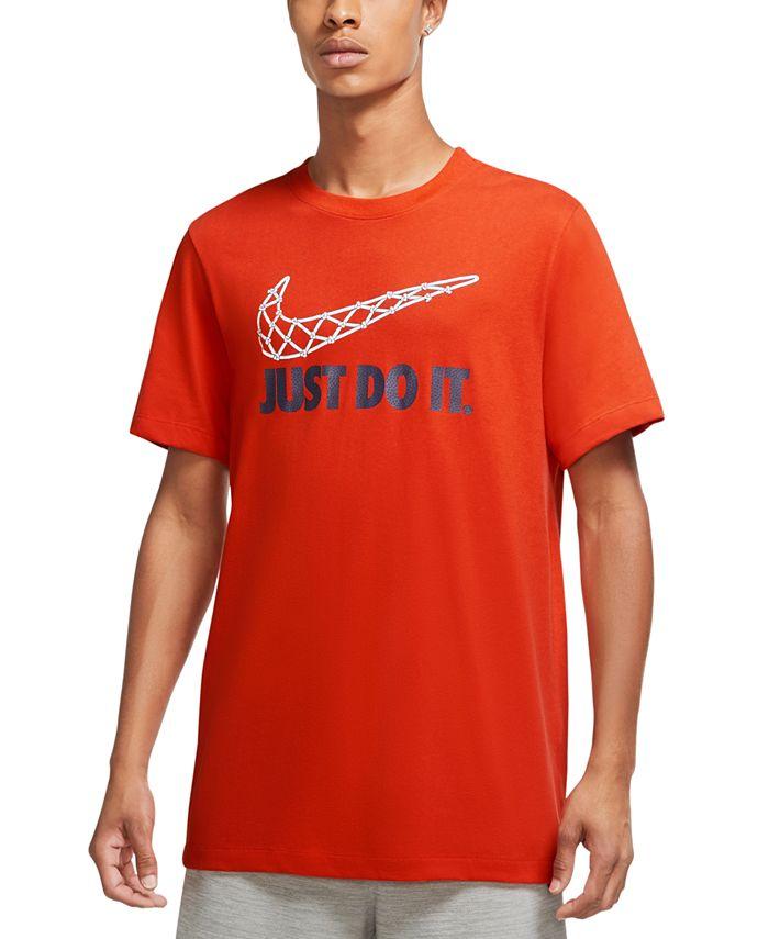 Nike - Men's Dri-FIT Just Do It Basketball T-Shirt