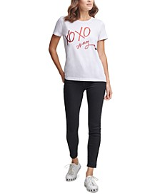 Lipstick Graphic T-Shirt