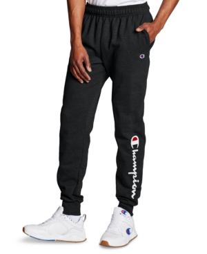 Champion Men's Powerblend Fleece Jogger Pants