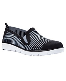 Women's Travel Fit Slip-on Sneakers