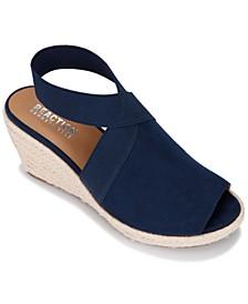Women's Carrie Espadrille Wedge Sandals