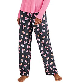Printed Jersey Pajama Pants, Created for Macy's