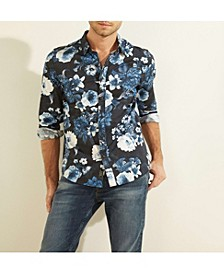 Men's Luxe Autumn Bloom Shirt