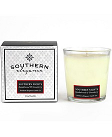 Southern Nights Currant and Sandalwood Tumbler, 11 oz