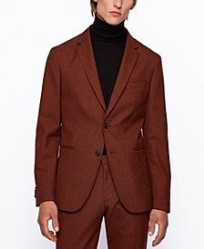 BOSS Men's Hooper1 Slim-Fit Jacket