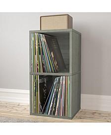 2 Shelf Blox Cube