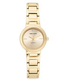 Gold-Tone Bracelet Watch 26mm