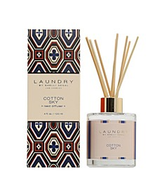 Cotton Sky Reed Diffuser, 4 Oz