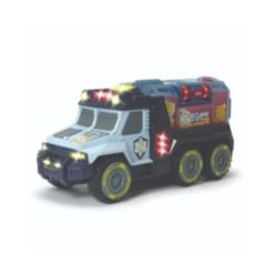 """Dickie Toys 14"""" Money Truck with Piggy Bank"""