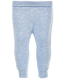 Baby Boys Marled Yoga Pants, Created for Macy's