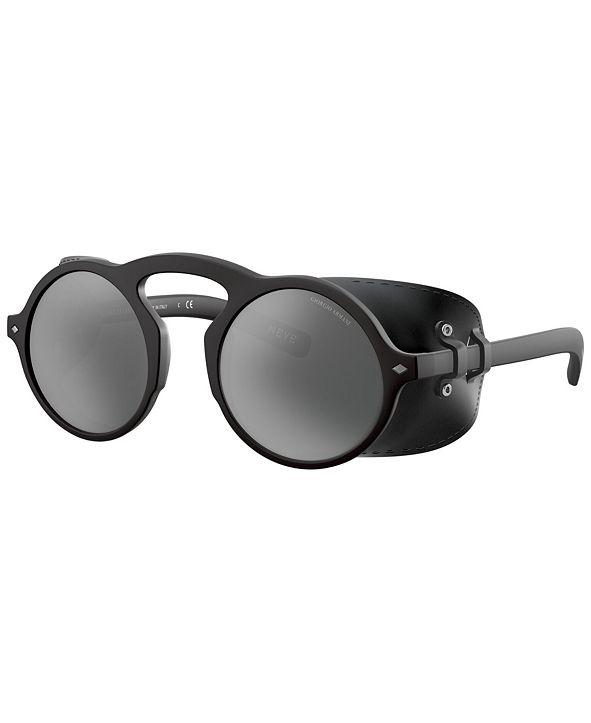 Giorgio Armani Sunglasses, AR8143Q 49