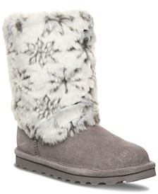 Little Girls Callie Boots from Finish Line