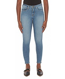 Women's Mid-Rise Skinny Jeans
