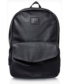 Men's Textured Backpack