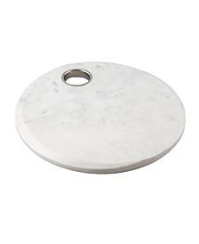 "11"" Beveled Marble Board"