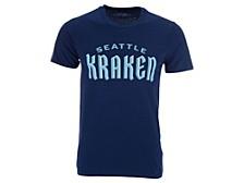 Seattle Kraken Men's Prime Wordmark T-Shirt