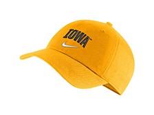 Iowa Hawkeyes H86 Wordmark Swoosh Cap