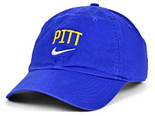 Pittsburgh Panthers H86 Wordmark Swoosh Cap