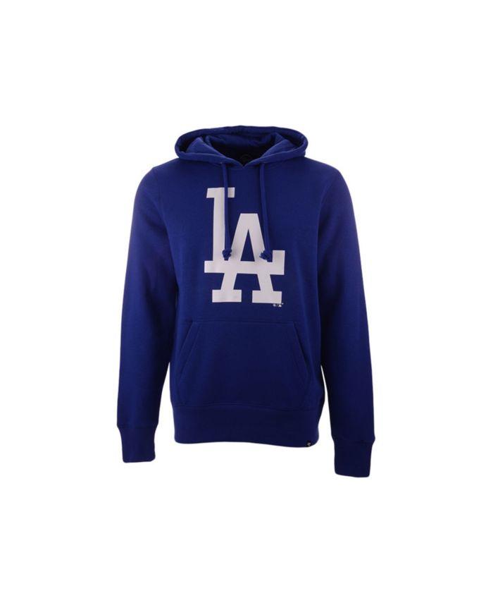 '47 Brand Los Angeles Dodgers Men's Headline Hoodie & Reviews - MLB - Sports Fan Shop - Macy's