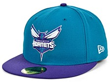 Charlotte Hornets Basic 2-Tone 59FIFTY Cap