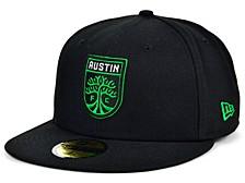 Austin FC Core 59FIFTY Cap