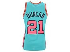 San Antonio Spurs Tim Duncan Men's Reload Collection Swingman Jersey