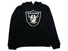 Las Vegas Raiders Youth Prime Pullover Fleece Hoodie