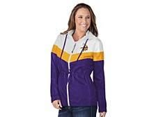 G-lll Sports Minnesota Vikings Women's Stadium Lightweight Jacket