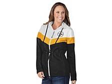 G-lll Sports Pittsburgh Steelers Women's Stadium Lightweight Jacket