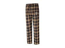 New Orleans Saints Men's Flannel Pants