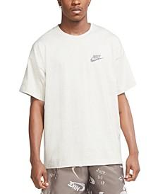 Men's Sportswear Cotton Logo T-Shirt